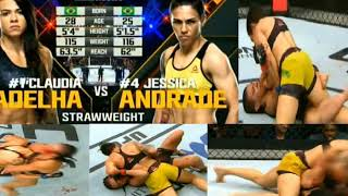 Download UFC Fight Night 117: Claudia Gadelha Vs Jessica Andrade Post Fight Analysis Video