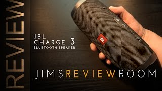 Download JBL CHARGE 3 Bluetooth Speaker - REVIEW (w/ UE Boom2 & Bose Comparison) Video