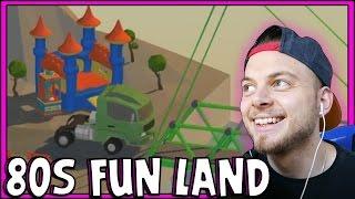 Download SquiddyPlays - Poly Bridge - 80's FUN LAND! [9] Video