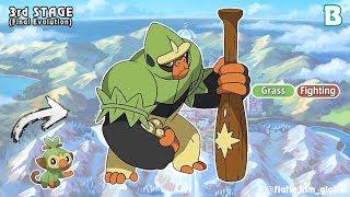 Download Pokemon Galar Starters Evolution Fanmade Video