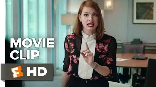 Download Miss Sloane Movie CLIP - I Don't Remember You Caring (2016) - Jessica Chastain Movie Video