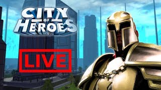 Download City of Heroes Gameplay | Level 50 Stuff?? Video