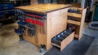 Download Build a Work Bench / Assembly Table with T-Track Video