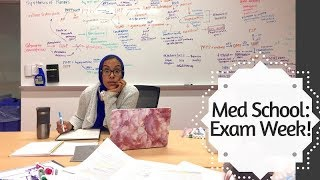 Download MED SCHOOL EXAM WEEK- How we actually feel! Video