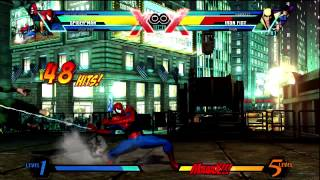 Download The Marvelous Spider-Man Combo Video Video