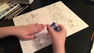 Download Undertale Speed Draw Video