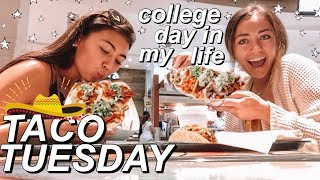 Download college day in my life *TACO TUESDAY BOIS* Video
