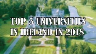Download Top Universities in Ireland   Best 5 Top Universities in Ireland in 2018 Video