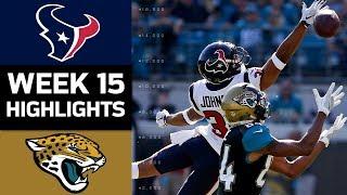 Download Texans vs. Jaguars | NFL Week 15 Game Highlights Video