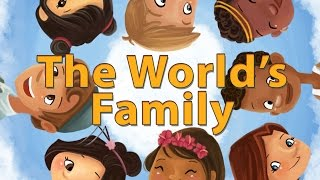 Download The World's Family (An Embracing Culture Story) kid's /children's podcast Video