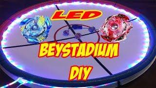 Download огромная арена бейблейд своими руками с подсветкой... Video