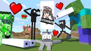 Download Monster School : Giant DRAWING Challenge - Minecraft Animation Video