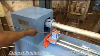 Download Spring Making Machine 9827387831 Video