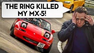 Download How The Nürburgring Killed My MX-5 Video