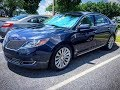 Download 2014 Lincoln MKS 3.7 Oil Change Video