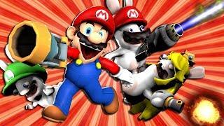 Download SMG4: Stupid Mario Rabbids Video