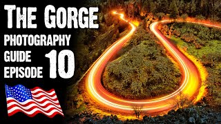 Download Landscape Photography USA - Columbia River Gorge 3of3, Spirit, Panther Creek Falls and Rowena Crest Video