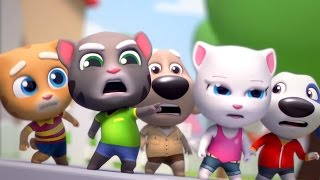 Download Talking Tom Gold Run Android Gameplay - Talking Tom Ep 1 Video