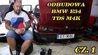 Download Odbudowa BMW E34 TDS. M4K cz 1 Video