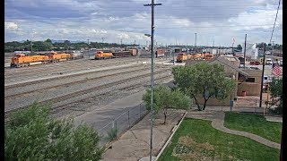 Download Belen, New Mexico - Cam of the Week | Virtual Railfan LIVE Video