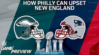Download How the Eagles Can Upset the Patriots in Super Bowl LII | Film Review | NFL Video