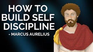 Download Marcus Aurelius – How To Build Self Discipline (Stoicism) Video