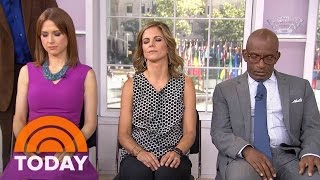 Download TODAY Anchors Get Hypnotized, Al Roker Howls At The Moon | TODAY Video