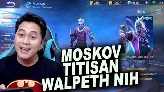 Download PAKE SKIN BARU MOSKOV ! AUTO CADEL KAYAK WALPETH ! Video