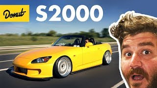 Download Honda S2000 - Everything You Need to Know | Up to Speed Video