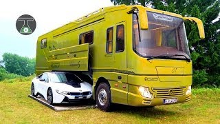 Download 6 Luxury Motor Homes You Need to See Video