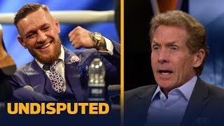 Download Conor McGregor 'punk'd' Draymond Green in Instagram feud says Skip Bayless | UNDISPUTED Video