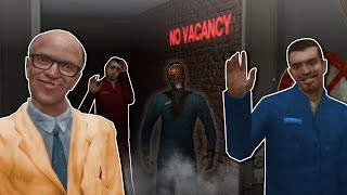 Download Haunted Ghost Resort?! - Garry's mod Gameplay - Gmod Hell's Resort Horror Map Video