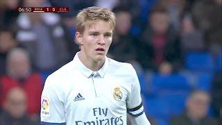 Download Martin Ødegaard vs Cultural Leonesa 720HD 30/11/16 by RealMadrid.Universe Video