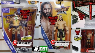Download WWE Summerlam Series Figures - Raw Ring Playset Updates | Wrestling Figure Observer Podcast #25 Video