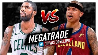 Download Kyrie Irving vs Isaiah Thomas EPIC Duel Highlights from 2016-2017 Season! Video