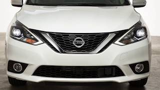 Download 2018 Nissan Sentra - Headlights and Exterior Lights Video