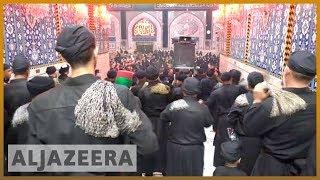 Download 🇮🇷 🇮🇶 US sanctions prevent Iranians from marking Ashoura in Iraq | Al Jazeera English Video