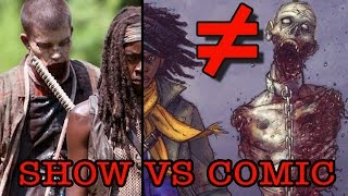 Download The Walking Dead (Season 3) - What's the Difference? Video