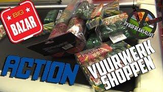 Download CAT 1 VUURWERK SHOPPEN & [AFSTEKEN] | ACTION & BIG BAZAR Video