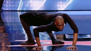 Download Contortionist Twisty Troy James SHOCKED The Judges on America's Got Talent 2018 Video