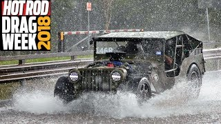 Download Hurricane Florence INCOMING - Flooded Roads & Race Cars Video