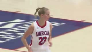 Download @AU WBasketball Recap vs. Boston University (1/17/2018) Video