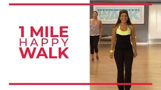 Download 1 Mile Happy Walk [Walk at Home 1 Mile] Video