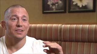 Download GSP Predicts Mcgregor Fights EXACTLY! Predicts Mcgregor v Mayweather Video