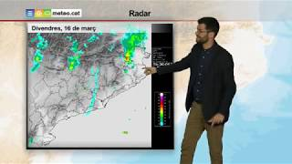 Download Predicció general per a dissabte 17-03-2018: ambient més fred Video