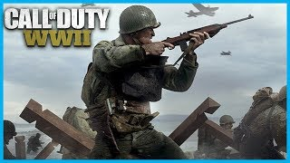 Download Call of Duty: WW2 Beta Multiplayer Gameplay LIVE #3 w/ I AM WILDCAT & Friends! (COD WWII Beta) Video