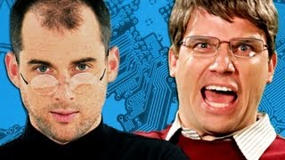 Download Steve Jobs vs Bill Gates. Epic Rap Battles of History Season 2. Video