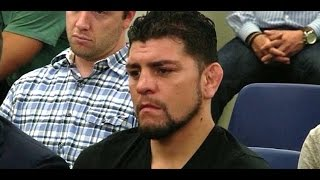 Download Nevada Commission Hands Over Nick Diaz Settlement, Reducing Suspension Video