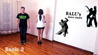 Download Kizomba хичээл №1 BALU's dance studio Video