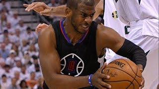 Download Chris Paul and The Clippers Force a Game 7 in Utah! | April 28, 2017 Video